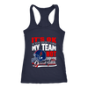 NFL – Arizona Cardinals It's Ok If You Don't Like My Team Not Everyone Has Good Taste NFL Football Shirt-T-shirt-Next Level Racerback Tank-Navy-XS-PopsSpot
