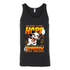 NFL – Arizona Cardinals Never Lose Hope x Mickey Mouse Shirts-T-shirt-Canvas Unisex Tank-Black-S-Itees Global