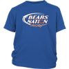 NFL – Bud Light Dilly Dilly A True Friend Of The Chicago Bears Nation NFL Football Shirt-T-shirt-District Youth Shirt-Royal Blue-XS-PopsSpot