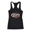 NFL – Bud Light Dilly Dilly A True Friend Of The Chicago Bears Nation NFL Football Shirt-T-shirt-Next Level Racerback Tank-Black-XS-PopsSpot