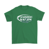 NFL – Bud Light Dilly Dilly A True Friend Of The Seattle Seahawks Nation NFL Football Shirt-T-shirt-Gildan Mens T-Shirt-Irish Green-S-Itees Global