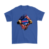 NFL - Buffalo Bills Independence Day Football Shirts-T-shirt-Gildan Mens T-Shirt-Royal Blue-S-PopsSpot