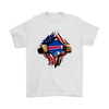 NFL - Buffalo Bills Independence Day Football Shirts-T-shirt-Gildan Mens T-Shirt-White-S-PopsSpot