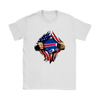 NFL - Buffalo Bills Independence Day Football Shirts-T-shirt-Gildan Womens T-Shirt-White-S-PopsSpot