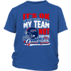 NFL – Buffalo Bills It's Ok If You Don't Like My Team Not Everyone Has Good Taste NFL Football Shirt-T-shirt-District Youth Shirt-Royal Blue-XS-Itees Global