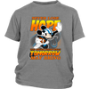 NFL – Carolina Panthers Never Lose Hope x Mickey Mouse Shirts-T-shirt-District Youth Shirt-Sport Grey-XS-PopsSpot