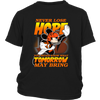 NFL – Cincinnati Bengals Never Lose Hope x Mickey Mouse Shirts-T-shirt-District Youth Shirt-Black-XS-PopsSpot