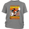 NFL – Cincinnati Bengals Never Lose Hope x Mickey Mouse Shirts-T-shirt-District Youth Shirt-Sport Grey-XS-PopsSpot
