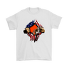 NFL - Cleveland Browns Independence Day Football Shirts-T-shirt-Gildan Mens T-Shirt-White-S-Itees Global
