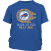 NFL - Come To The Buffalo Bills' Side Star Wars Shirts-T-shirt-Gildan Mens T-Shirt-Black-S-Itees Global