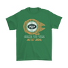NFL - Come To The New York Jets' Side Star Wars Shirts-T-shirt-PopsSpot