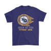 NFL - Come To The Tennessee Titans' Side Star Wars Shirts-T-shirt-PopsSpot