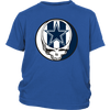 NFL - Dallas Cowboys Grateful Dead Steal Your Face Football NFL Shirts-T-shirt-District Youth Shirt-Royal Blue-XS-PopsSpot