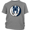 NFL - Dallas Cowboys Grateful Dead Steal Your Face Football NFL Shirts-T-shirt-District Youth Shirt-Sport Grey-XS-PopsSpot