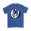 NFL - Dallas Cowboys Grateful Dead Steal Your Face Football NFL Shirts-T-shirt-Gildan Mens T-Shirt-Royal Blue-S-PopsSpot