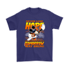 NFL – Denver Broncos Never Lose Hope x Mickey Mouse Shirts-T-shirt-Gildan Mens T-Shirt-Purple-S-PopsSpot