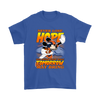 NFL – Denver Broncos Never Lose Hope x Mickey Mouse Shirts-T-shirt-Gildan Mens T-Shirt-Royal Blue-S-PopsSpot