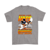 NFL – Denver Broncos Never Lose Hope x Mickey Mouse Shirts-T-shirt-Gildan Mens T-Shirt-Sport Grey-S-PopsSpot