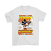 NFL – Denver Broncos Never Lose Hope x Mickey Mouse Shirts-T-shirt-Gildan Mens T-Shirt-White-S-PopsSpot