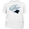 NFL - Dilly Dilly Carolina Panthers Football Shirts-T-shirt-District Youth Shirt-White-XS-Itees Global