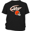 NFL – Dilly Dilly Cleveland Browns Football Shirts-T-shirt-District Youth Shirt-Black-XS-PopsSpot