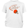 NFL – Dilly Dilly Cleveland Browns Football Shirts-T-shirt-District Youth Shirt-White-XS-PopsSpot
