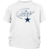 NFL – Dilly Dilly Funny Dallas Cowboys Football TShirts-T-shirt-District Youth Shirt-White-XS-PopsSpot