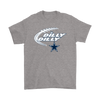 NFL – Dilly Dilly Funny Dallas Cowboys Football TShirts-T-shirt-Gildan Mens T-Shirt-Sport Grey-S-PopsSpot