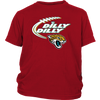 NFL – Dilly Dilly Jacksonville Jaguars Football Shirts-T-shirt-District Youth Shirt-Red-XS-Itees Global