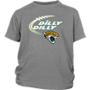 NFL – Dilly Dilly Jacksonville Jaguars Football Shirts-T-shirt-District Youth Shirt-Sport Grey-XS-Itees Global