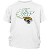 NFL – Dilly Dilly Jacksonville Jaguars Football Shirts-T-shirt-District Youth Shirt-White-XS-Itees Global