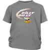 NFL – Dilly Dilly Minnesota Vikings Football Shirts-T-shirt-District Youth Shirt-Sport Grey-XS-PopsSpot
