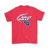 NFL – Dilly Dilly Tennessee Titans Football Shirts-T-shirt-Gildan Mens T-Shirt-Red-S-PopsSpot