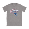 NFL – Dilly Dilly Tennessee Titans Football Shirts-T-shirt-Gildan Womens T-Shirt-Sport Grey-S-PopsSpot