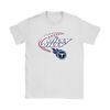 NFL – Dilly Dilly Tennessee Titans Football Shirts-T-shirt-Gildan Womens T-Shirt-White-S-PopsSpot