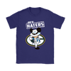 NFL - Green Bay Packers Mickey Mouse Hey Haters Shirts-T-shirt-Gildan Womens T-Shirt-Purple-S-PopsSpot