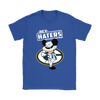 NFL - Green Bay Packers Mickey Mouse Hey Haters Shirts-T-shirt-Gildan Womens T-Shirt-Royal Blue-S-PopsSpot