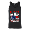 NFL – Houston Texans It's Ok If You Don't Like My Team Not Everyone Has Good Taste NFL Football Shirt-T-shirt-Canvas Unisex Tank-Black-S-Itees Global