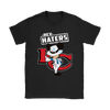 NFL - Kansas City Chiefs Hey Haters Mickey Mouse Shirts-T-shirt-Gildan Womens T-Shirt-Black-S-Itees Global