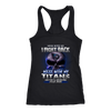 NFL – Mess With Me I Fight Back Mess With My Tennessee Titans And They'll Never Find Your Body The Punisher NFL Football Shirt-T-shirt-Next Level Racerback Tank-Black-XS-PopsSpot
