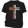 NFL – All I Need Today Is A Little Bit Of Cincinnati Bengals And A Whole Lot Of Jesus Football Shirts-T-shirt-District Youth Shirt-Black-XS-PopsSpot