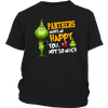 NFL – Carolina Panthers Makes Me Happy You Not So Much The Grinch Football Sweatshirt-T-shirt-District Youth Shirt-Black-XS-PopsSpot