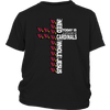 NFL – All I Need Today Is A Little Bit Of Arizona Cardinals And A Whole Lot Of Jesus Football Shirts-T-shirt-District Youth Shirt-Black-XS-Itees Global