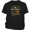 NFL – You Don't Like Miami Dolphins Here Your Socks I Set You Free Harry Potter Shirts-T-shirt-District Youth Shirt-Black-XS-PopsSpot