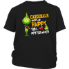 NFL – Arizona Cardinals Makes Me Happy You Not So Much The Grinch Football Sweatshirt-T-shirt-District Youth Shirt-Black-XS-PopsSpot