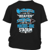 NFL – Good Girls Go To Heaven Bad Girls Go To Mercedes-Benz Stadium Atlanta Falcons Football Sweatshirt-T-shirt-District Youth Shirt-Black-XS-PopsSpot