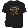 NFL – You Don't Like Los Angeles Rams Here Your Socks I Set You Free Harry Potter Shirts-T-shirt-District Youth Shirt-Black-XS-PopsSpot