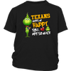 NFL – Houston Texans Makes Me Happy You Not So Much The Grinch Football Sweatshirt-T-shirt-District Youth Shirt-Black-XS-PopsSpot