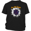 NFL – Awesome New York Giants Football Shirts-T-shirt-District Youth Shirt-Black-XS-Itees Global
