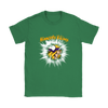 NFL – Awesome Minnesota Vikings Football Shirts-T-shirt-Gildan Womens T-Shirt-Irish Green-S-PopsSpot